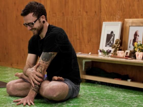 Beszélgetés David Robsonnal az Astanga jóga tradícióról